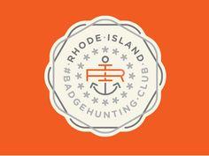 Rhode Island Badgehunting Club by Allan Peters