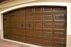 Garage Door Hardware Exterior Design, Home Diy, Home, Outdoor Decor, Diy Home Improvement, Garage Door Decorative Hardware, Remodel, Garage Doors, Office Remodel