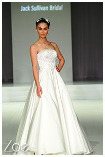 ZOE / Wedding Dresses / Mercedes Fashion Festival / Jack Sullivan Bridal