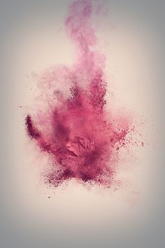 Powder Explosion, brush set on Behance