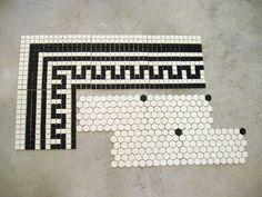 Blindsiding Cool Tips: Grey Flooring House open kitchen flooring. Bath Tiles, Bathroom Floor Tiles, Mosaic Tiles, Tile Floor, Tiling, Modern Flooring, Unique Flooring, Grey Flooring, Terrazzo Flooring