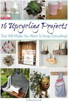 116 Best Upcycled Projects Images In 2019 Crafts For Kids Day