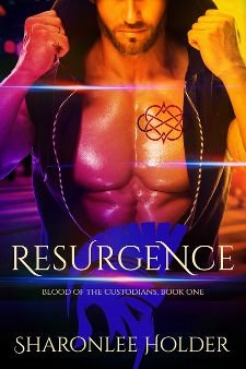 FREE on Amazon - Resurgence, book 1 in the Blood of The Custodians series by Sharonlee Holder is a fast-paced paranormal romance featuring rich, dynamic characters centred on a smouldering love story and timeless themes.