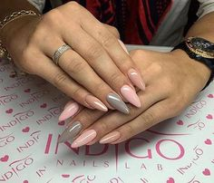 Caffe Latte ( video ) | indigo labs nails veneto