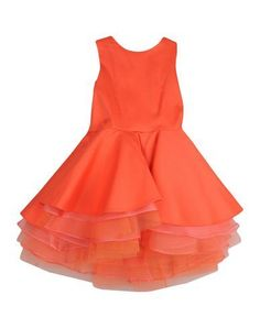 75e666e574 Dress Lili Gaufrette Girl 3-8 years on YOOX. The best online selection of