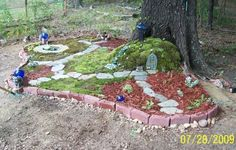 diy fairy garden | Goober's Miniture Fairy Garden - Garden Designs - Decorating Ideas ...