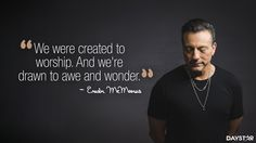 Watch Daystar live and on-demand anytime, anyplace on any device! Erwin Mcmanus, Keep Moving Forward, Hard Times, Don't Give Up, Love Words, Worship, Favorite Quotes, Real Life, Encouragement