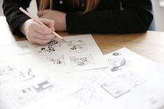 Une époque où les fonderies typographiques online sont à la mode, nous vous présentons aujourd'hui l'une d'entre elles, Font You !  Branding Font You http://www.grapheine.com/actulogo/font-you-logo