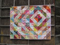 ::Value Quilts Tutorial::think in values, or the degree of lightness or darkness of a color.  Our eyes tend to like Mediums.  Most likely your stash is made up mostly of this value.  Try to direct your fabric buying obsession to Light and Dark values too (that's right, buy more fabric!).
