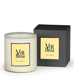 Verbena Soy Candle