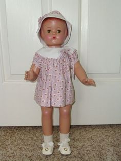 Effanbee Composition Patsy Lou Doll