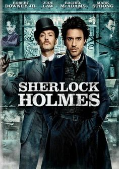 Sherlock Holmes (2009) Robert Downey Jr., in a Golden Globe-winning role, stars as the legendary London sleuth Sherlock Holmes, joined by Jude Law as Dr. Watson, in this Guy Ritchie-helmed reinvention of Sir Arthur Conan Doyle's detective series. Based on a comic book by producer Lionel Wigram, the story follows Holmes and Watson as they face off against the villainous Blackwood (Mark Strong). Rachel McAdams co-stars as sharp beauty Irene Adler.