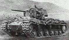 SOVIET TANK  KV-1S