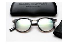 Garrett Leight x Mark McNairy Sunglasses for Summer 2015