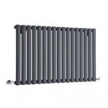 Grey Anthracite Horizontal Designer Radiator