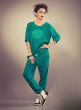 Costum Sport Nikol Verde- www. Costumes, Casual, Sports, Collection, Style, Fashion, Hs Sports, Swag, Moda