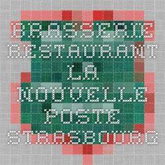 Brasserie Restaurant La Nouvelle Poste - Strasbourg