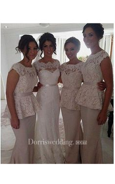 Cheap maid of honor dresses, Buy Quality maid of honor directly from China dresses maid of honor Suppliers: Actual Image O- Neck Lace Chiffon Ribbons Sash Mermaid Junior Maid Of Honor Dress Bridesmaid Dresses Prom vestidos Gowns Cheap Lime Green Bridesmaid Dresses, Mermaid Bridesmaid Dresses, Beautiful Bridesmaid Dresses, Lace Bridesmaids, Prom Dresses, Maid Of Honour Dresses, Maid Of Honor, Cheap Gowns, Cheap Dress
