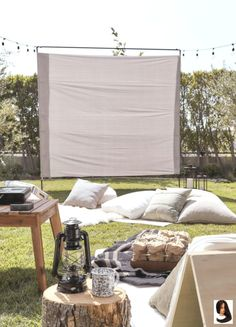 #Campout #Intel #movie #Night #Outdoor #outdoor cinema #Ultimate The Ultimate Outdoor Movie Night and Campout with Intel Emily Henderson Intel Outdoor Movie Night