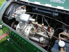 1935 Austin Seven Le Mans Sports 'Grasshopper' - Supercharged engine by Austin7nut, via Flickr