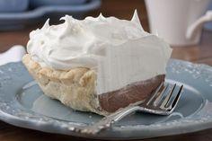 Chocolate Cream Pie | mrfood.com