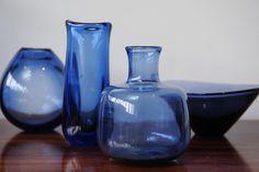 1stdibs.com | Pier Lutken - Set of 15 Glass pieces