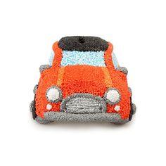 Spaarpot Auto. Maak er een stoere racewagen van of .... Met Foam Clay kan het allemaal. Heel makkelijk en erg leuk om te doen. Knutselen met kinderen.