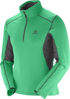 Discover true breathability like never before with this half zip midlayer. By adding open mesh under the arms it greatly improves the benefits of your shells pit zips leaving you with unriviled ventilation. Also great as it`s own insulation on slightly warmer days. Features: Active Fit Half zip for added ventilation Cuff binding AdvancedSkin Warm Fleece Composition