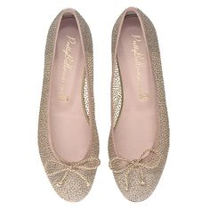 Pretty Ballerinas Marilyn Glitter Flat