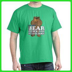CafePress - Bear Down Midterms - 100% Cotton T-Shirt - Animal shirts (*Amazon Partner-Link)