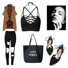 """""""Ready set to show !"""" by eldina-salihovic ❤ liked on Polyvore featuring Dorothy Perkins and Venus"""