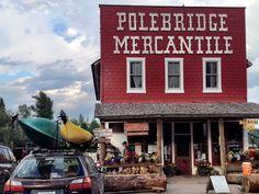Check out this gem on your next visit to Glacier National Park | #Polebridge #Montana