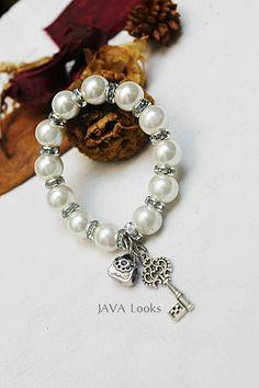 Beautiful handmade bracelet!  #handmade #jewelry