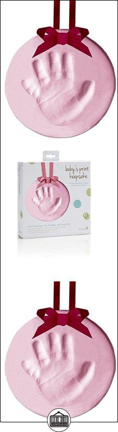 Ideas Diminuto 96152 Babyprints recuerdo huella Kit mano o el pie Para suspender la pasta de moldeo de color rosa  ✿ Regalos para recién nacidos - Bebes ✿ ▬► Ver oferta: http://comprar.io/goto/B00R5LRBUE