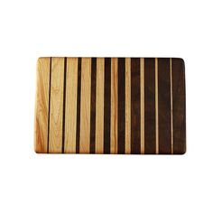 Cutting Board  Yipes  Stripes by tpursell on Etsy, $34.95