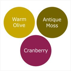 How To Wear Cranberry For A Pure Autumn (Warm Autumn)