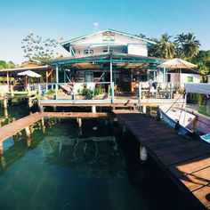Help at our Waterfront Hostel in the Authentic Caribbean of Isla Bastimentos…
