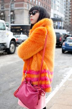 Our Favorite Faux Fur Coats
