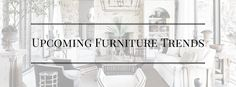 Though #furniture trends tend to shift more slowly than things like color and decor, they casually and effectively do change over the years. So, how can you stay on trend with your own #home furniture? Read our blog to find out.