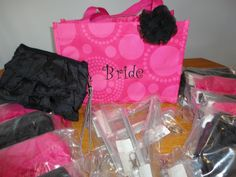 Thirty-One bridal party gifts...great idea!!!