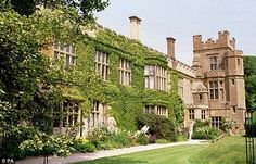 Sudeley Castle, last home of Katherine Parr, Henry VIII's last wife. She is buried at St Mary's Church in the grounds.