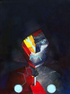 Victor Von Doom IRON MAN by Alex Maleev