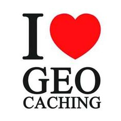 I Love Geocaching. Need this as a bumper sticker!!