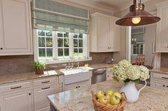 Shady Grove Kitchen - traditional - kitchen - other metro - Anna Baskin Lattimore Design