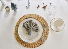 Siljes blogg: Mine bilder i Kamille Ideer! Table decorations