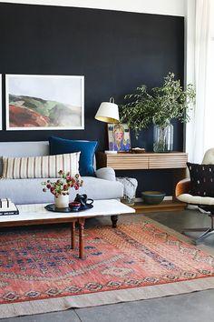Bringing Fall Colors to Juniper Studio - Juniper Home , Living Room Sets, Rugs In Living Room, Home And Living, Living Room Designs, Living Room Decor, Cozy Living, Room Rugs, Small Living, Modern Living