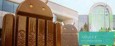 Google Lanza Android 4.4 Kit Kat