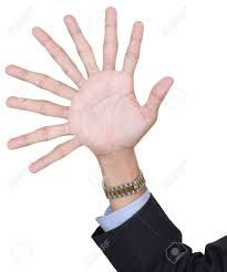 Image result for surreal hand