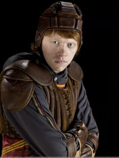 Ronald Weasley - Harry Potter book and film series