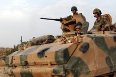 Allen Cone Feb. 23 (UPI) -- Turkey's armed forces and Syrian rebels gained near full control of al-Bab in northern Syrian from the Islamic…
